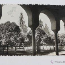 Postales: P- 3068. POSTAL CORDOBA. MEZQUITA-CATEDRAL. CLAUSTRO Y PATIO DE LOS NARANJOS Nº 23. G.GARRABELLA.. Lote 52479279