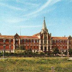 Postales: LINARES - 3 HOSPITAL DE LOS MARQUESES DE LINARES. Lote 52625469