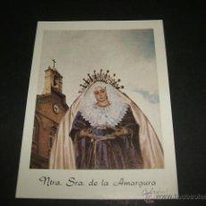 Postales: JAEN SEMANA SANTA NUESTRA SEÑORA DE LA AMARGURA. Lote 52642810