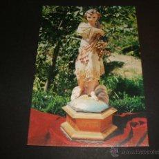 Postales: GRANADA CASA MADRE MISIONERAS DEL SANTISIMO SACRAMENTO IMAGEN DEL NIÑO JESUS. Lote 52835991
