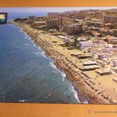 Postales: TORREMOLINOS. COSTA DEL SOL. POSTAL ESCRITA. AÑOS 70.. Lote 52887637