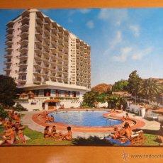 Postales: FUENGIROLA. COSTA DEL SOL. HOTEL TORREBLANCA. POSTAL ESCRITA Y SELLADA. AÑOS 70.. Lote 52888082