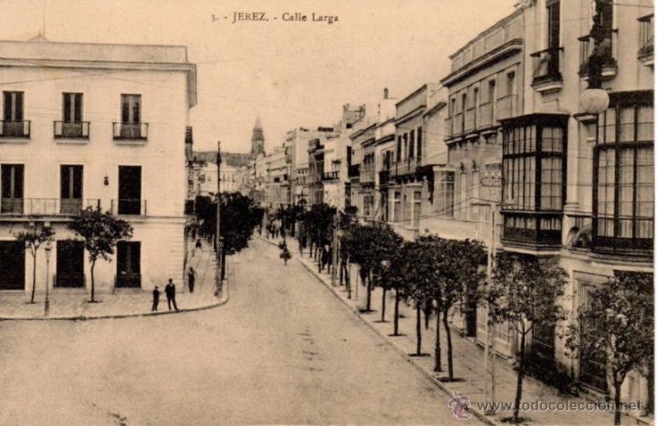 Jerez de la frontera calle larga edicion guille comprar for Calle prado jerez madrid