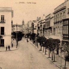 Postales: JEREZ DE LA FRONTERA,CALLE LARGA,EDICION GUILLERMO UHL. Lote 52925372