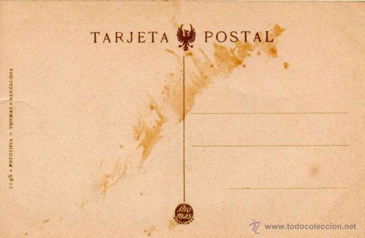 Postales: POSTAL DE MALAGA-EDIFICIO DE LA DIRECCION Y OFICINAS DE LOS F.C.ANDALUCES - Foto 2 - 52925563