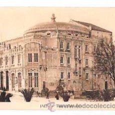 Postkarten - JAEN TEATRO CERVANTES. EDICION PAPELERIA ANGUITA. CIRCULADA - 52964199