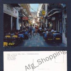 Postales: TORREMOLINOS - CALLE DEL CAUCE - POSTCARD. Lote 53081699