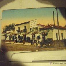 Postales: SEVILLA. LA VENTA DE ERITAÑA. .ED TOMAS SANZ. ESCRITA. Lote 53156903