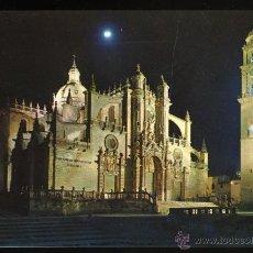 Postales: Nº 9001 JEREZ DE LA FRONTERA, CÁDIZ. COLEGIATA. ANTEL Y LUÍS GARCÍA MARTÍNEZ. BEASCOA. . Lote 53221474