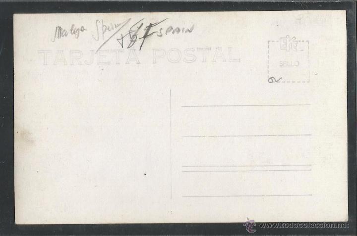 Postales: MALAGA - FOTOGRAFICA - VER REVERSO - (39446) - Foto 2 - 53319792