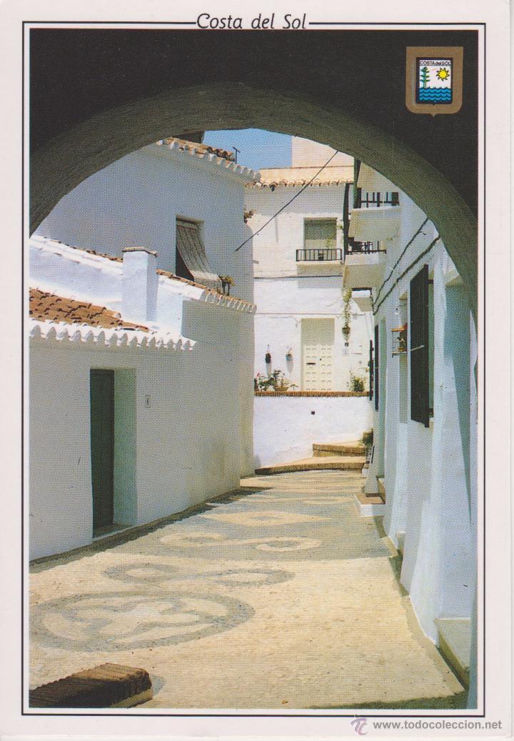(52) COSTA DEL SOL. CALLE TIPICA (Postales - España - Andalucia Moderna (desde 1.940))
