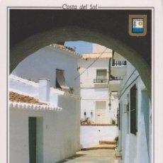 Postales: (52) COSTA DEL SOL. CALLE TIPICA. Lote 53404834