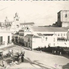 Postales: UTRERA - PLAZA DE SANTA ANA Y VISTA PARCIAL - Nº 19 ED. ARRIBAS. Lote 53492994