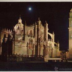 Postales: MAGNIFICA POSTAL COLEGIATA JEREZ DE LA FRONTERA CADIZ. Lote 53683116