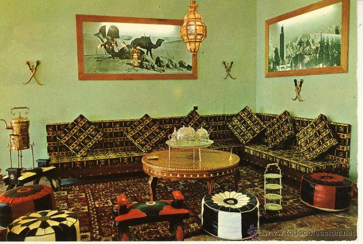 Magnifica postal salon arabe hotel myriam torre - Verkauft ...