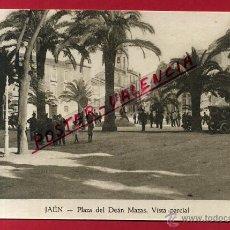 Postkarten - POSTAL JAEN, PLAZA DEL DEAN MAZAS, VISTA PARCIAL, P82851 - 53748628
