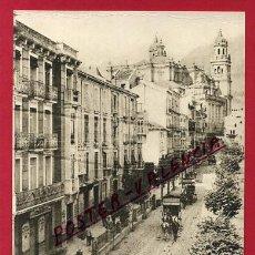 Postales: POSTAL JAEN, CALLE BERNABE SORIANO, P82854. Lote 53748694