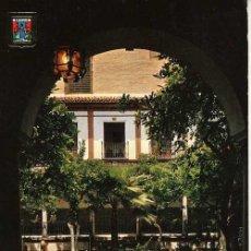 Postales: MAGNIFICA POSTAL PATIO DE LOD VENERABLES SACERDOTES SEVILLA. Lote 53760490