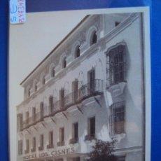 Postales: (PS-47348)POSTAL DE JEREZ DE LA FRONTERA-HOTEL LOS CISNES.FACHADA. Lote 53834545