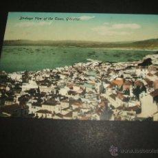 Postales: GIBRALTAR VISTA AEREA DE LA CIUDAD. Lote 53846254