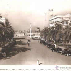 Postales: CÁDIZ PLAZA DE SAN JUAN DE DIOS 1955. Lote 53975415