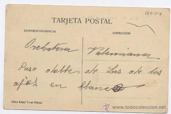 Postales: MALAGA-DETALLE DE LOS MUELLES - Foto 2 - 53984257
