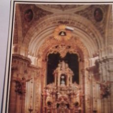 Postales: POSTAL. JEREZ DE LA FRONTERA. IGLESÍA DE SAN MIGUEL SAGRARIO. Lote 54090304