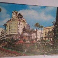 Postales: POSTAL. JEREZ DE LA FRONTERA. PLAZA DE LOS REYES CATÓLICOS. Lote 54090515
