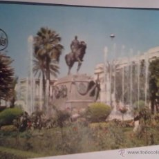 Postales: POSTAL. JEREZ DE LA FRONTERA. CADIZ. MONUMENTO AL GENERAL PRIMO DE RIVERA. Lote 54090559