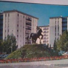 Postales: POSTAL JEREZ DE LA FRONTERA. CADIZ. MONUMENTO AL CABALLO. Lote 54090571