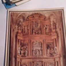 Postales: POSTAL. JEREZ DE LA FRONTERA CADIZ. IGLESIA DE SAN MIGUEL ALTAR MAYOR. . Lote 54090646