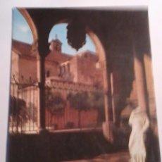 Postales: POSTAL. JEREZ DE LA FRONTERA CADIZ. MUSEO Y BÍBLIOTECA MUNICIPAL.-. Lote 54090830