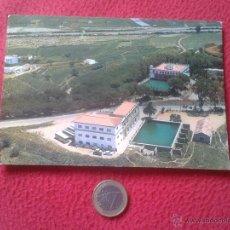 Postales: TARJETA POSTAL POST CARD 2623 ALGARROBO MALAGA COLEGIO MENOR CARDENAL HERRERA ORIA ESCRITA Y CIRCULA. Lote 54321346