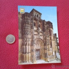 Postales: TARJETA POSTAL POST CARD CADIZ ARCOS DE LA FRONTERA 2 FACHADA IGLESIA PARROQUIA DE SANTA MARIA FISA. Lote 54531009