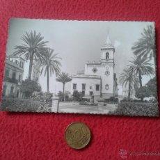 Postales: TARJETA POSTAL POST CARD HUELVA Nº 5 IGLESIA Y PLAZA DE SAN PEDRO GARCIA GARRABELLA VER FOTO Y DESCR. Lote 54538118