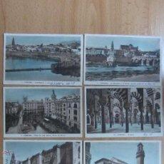 Postales: LOTE DE 6 POSTALES DE CORDOBA. (L. ROISIN).. Lote 54636853