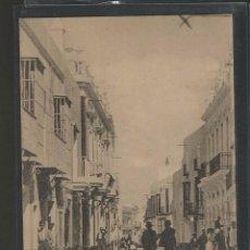 Postales: AYAMONTE - 12 - CALLE CRISTOBAL COLON - FOT· VITALLANO - (41756). Lote 54768398