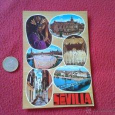 Postales: POSTAL POSTCARD SEVILLA VER FOTO/S DIVERSOS ASPECTOS, SEMANA SANTA VIRGEN CRISTO ETC BEASCOA IDEAL C. Lote 54807284