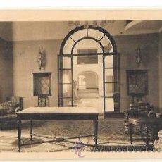 Cartes Postales: TARJETA POSTAL DE CÁDIZ. GRAN HOTEL ATLANTICO. SALÓN DE VISITA Y VESTÍBULO. FOTO REYMUNDO.. Lote 54905727