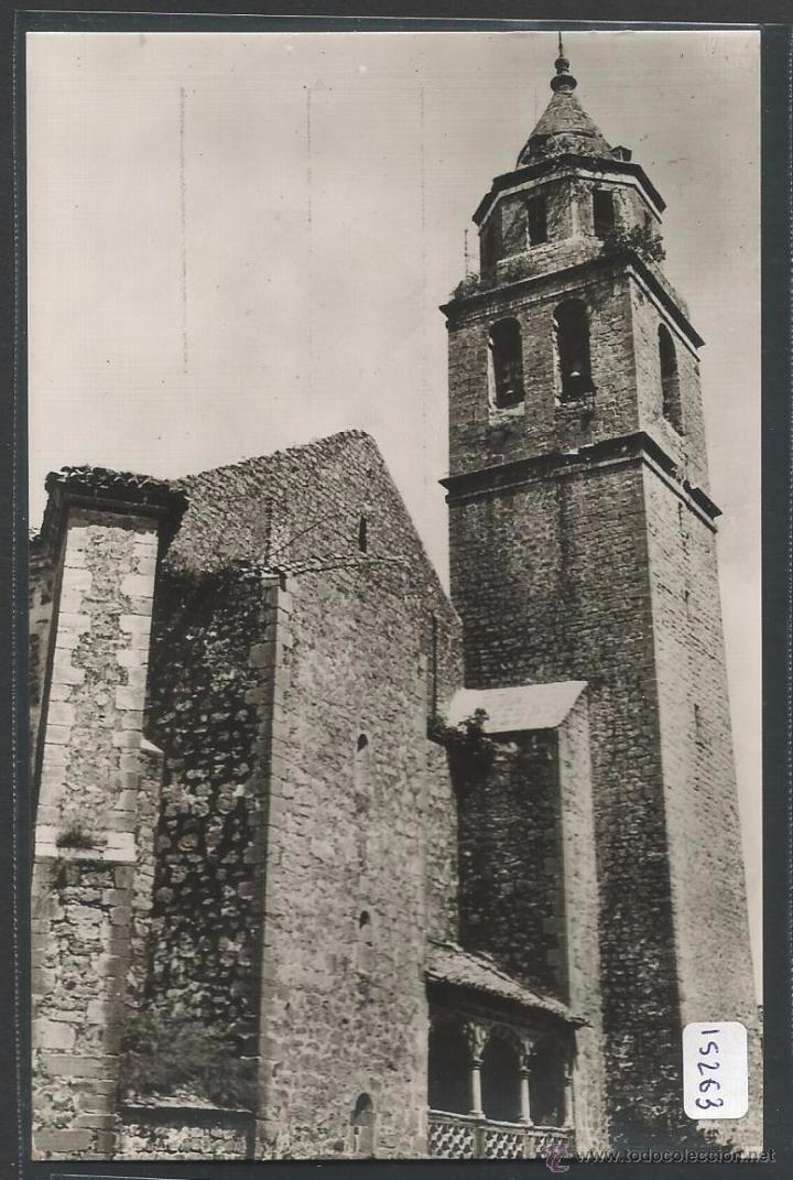 VILLACARRILLO - FACHADA PRINCIPAL DE LA PARROQUIA - P15263 (Postales - España - Andalucia Moderna (desde 1.940))