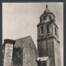 Postales: VILLACARRILLO - FACHADA PRINCIPAL DE LA PARROQUIA - P15263. Lote 54975319