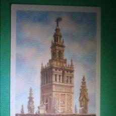 Postales: POSTAL - ESPAÑA - SEVILLA - 19 LA GIRALDA - M. RIVAS - NUEVA, SIN ESCRIBIR NI CIRCULAR -. Lote 54998218