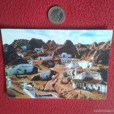 Postales: POSTAL POSTCARD VER FOTO/S GRANADA GUADIX VISTA DE CUEVAS EDICIONES ARRIBAS. Lote 55119723