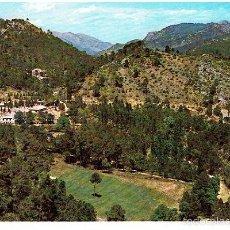 Postales: POSTAL DE JAEN - SIERRA DE CAZORIA CALERÓN. Lote 55333707