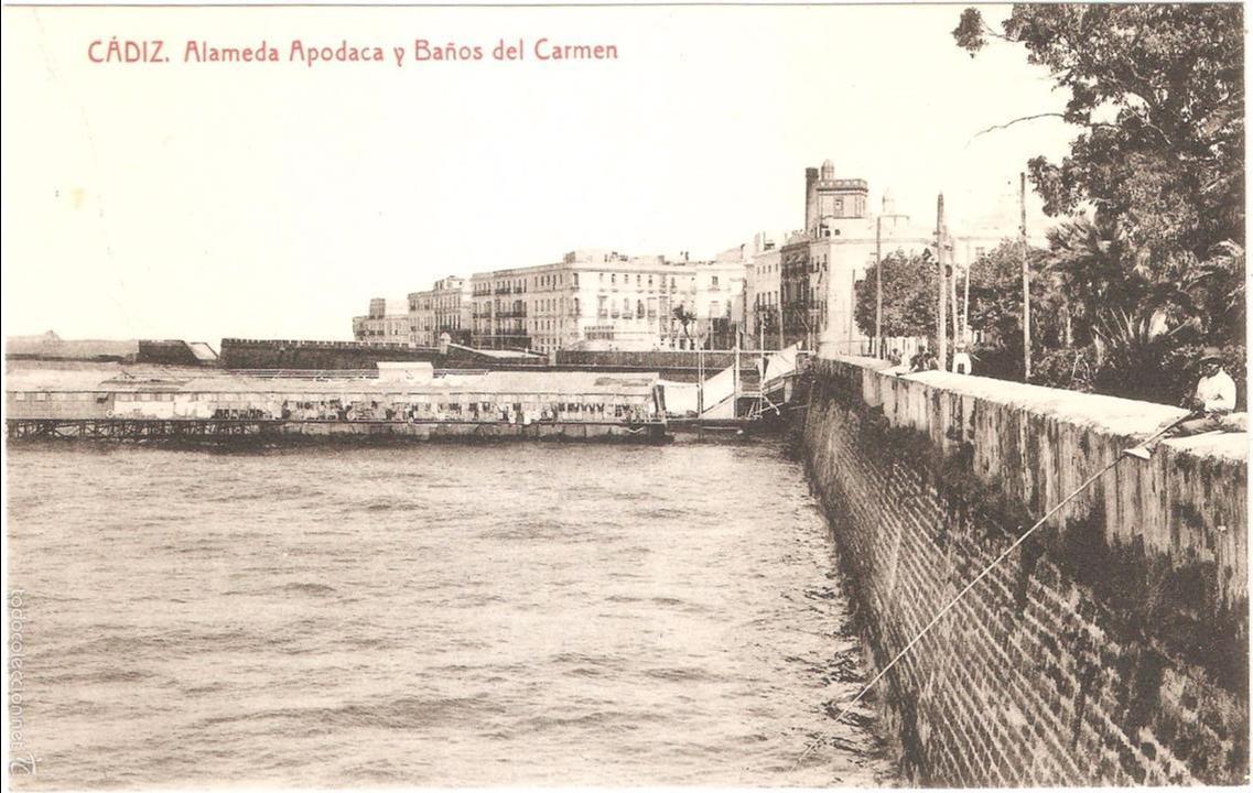 cádiz alameda apodaca y baños del carmen - Comprar Postales ...