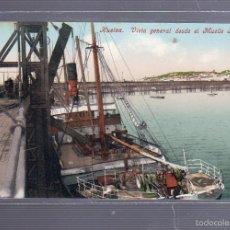 Postkarten - TARJETA POSTAL DE HUELVA - VISTA GENERAL DESDE EL MUELLE R.J. PURGER & CO. 2763 - 55391293