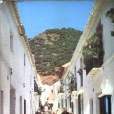 Postales: MIJAS - CALLE TIPICA - COSTA DEL SOL -. Lote 56054938