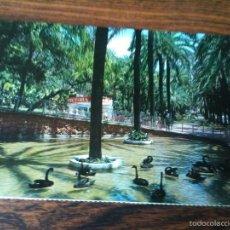 Postales: PASEO DEL PARQUE. Lote 56146979