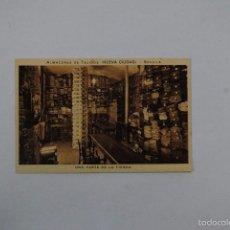 Postales: ALMACENES DE TEJIDOS (NUEVA CIUDAD). SEVILLA.. Lote 56330080