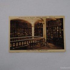 Postales: ALMACENES DE TEJIDOS (NUEVA CIUDAD). SEVILLA.. Lote 56330199